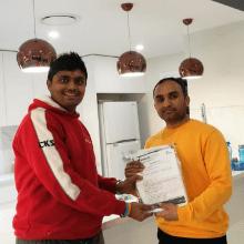 Nirav Patel – Caddens