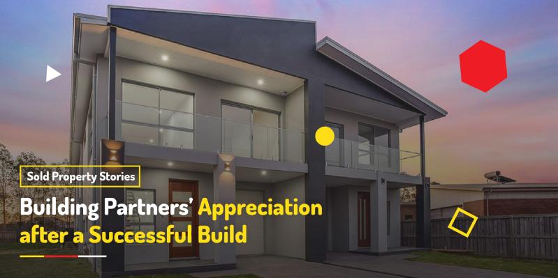 Building Partners' Appreciation after a Successful Build