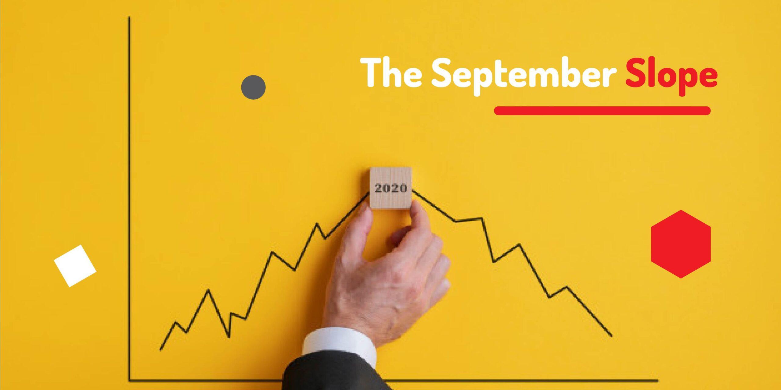 sydney property market september slope