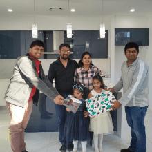 Naresh K & Bharathi Siramsetty – Schofields
