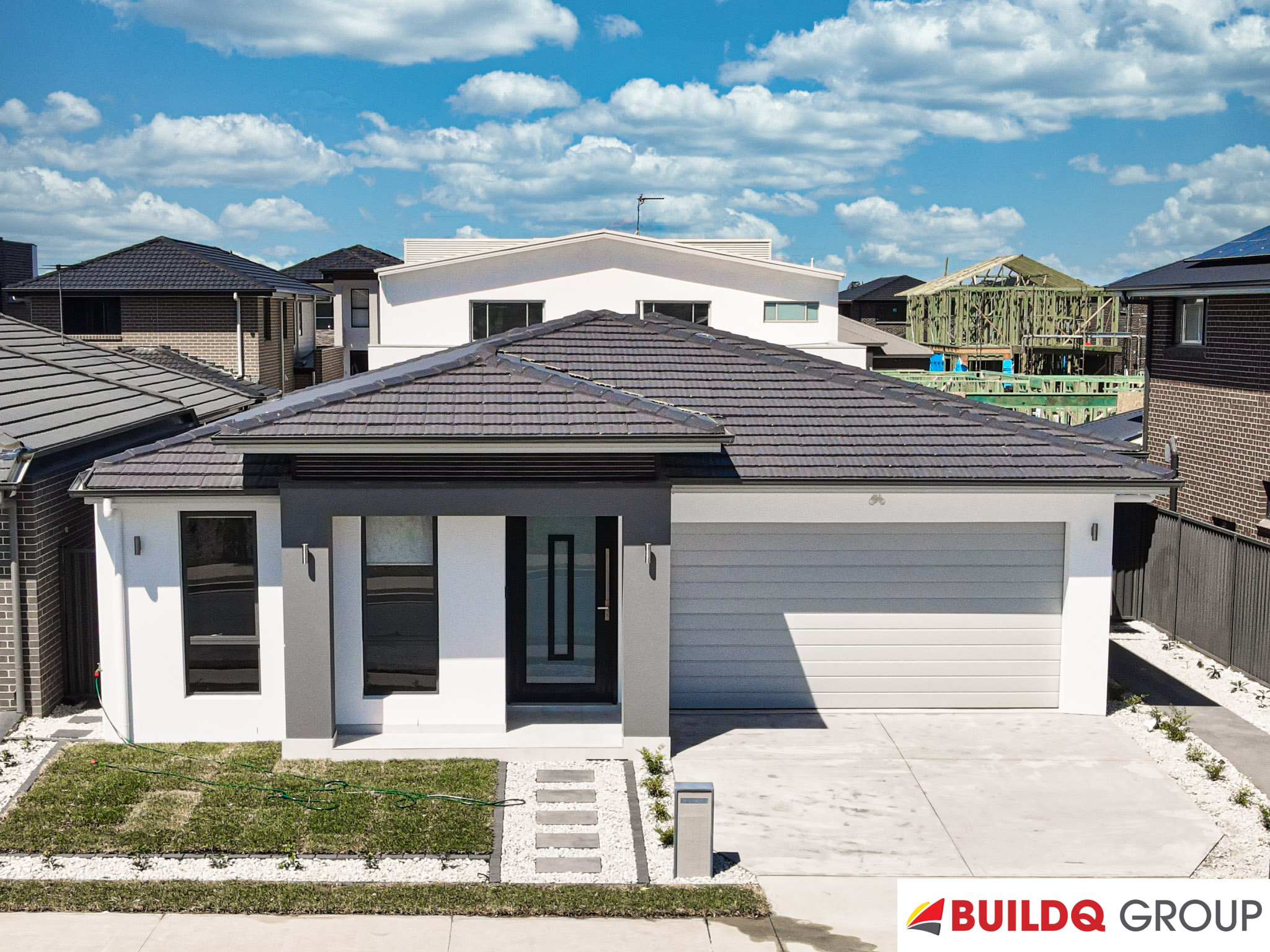 Anson 50with Attached Granny Flat - Schofields