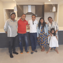 Susheel Kumar Singh – Akuna Vista Schofields