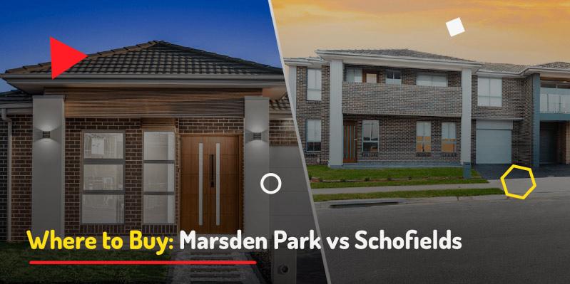 Where to Buy: Marsden Park vs Schofields