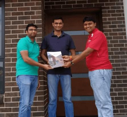 Kartik and Vinayak – Akuna Vista