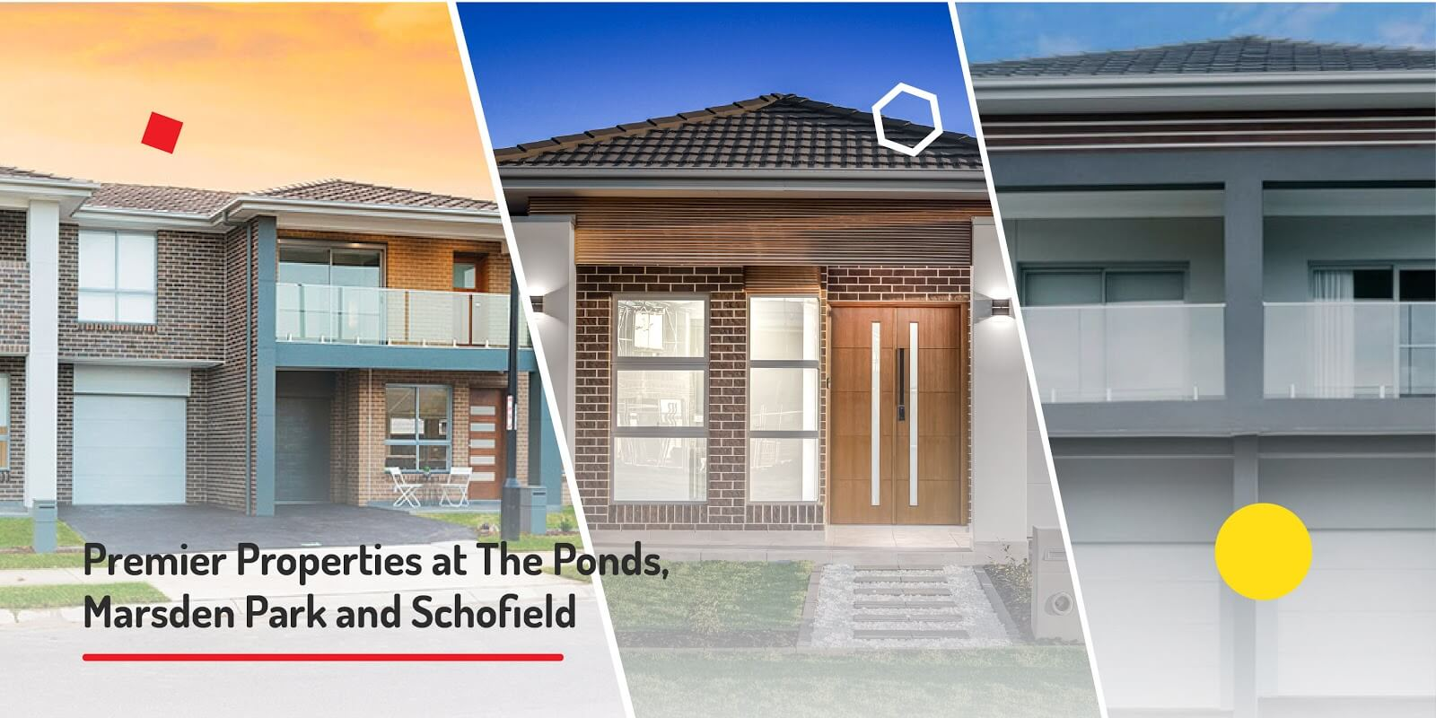Premier Properties at The Ponds, Marsden Park and Schofields