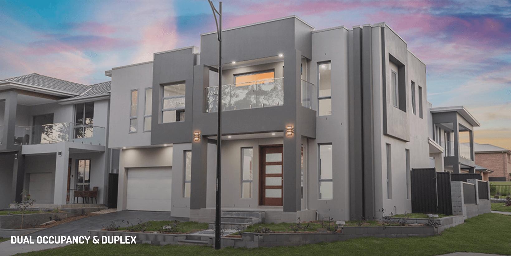 Dual Occupancy & Duplex